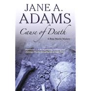 Cause of Death by Adams, Jane A., 9780727872500