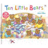 Ten Little Bears by Ranson, Erin; Atkins, Alison, 9781787002500
