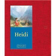 Heidi by Spyri, Johanna; Dusikova, Maja (CON), 9780735842502