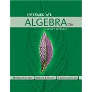 Intermediate Algebra A Guided Approach by Karr, Rosemary; Massey, Marilyn; Gustafson, R. David, 9781435462502