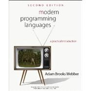 Modern Programming Languages: A Practical Introduction by Adam Webber, 9781590282502