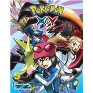 Pokémon X•Y, Vol. 5 by Kusaka, Hidenori; Yamamoto, Satoshi, 9781421582504