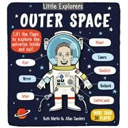 Outer Space by Martin, Ruth; Sanders, Allan, 9781499802504