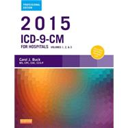 ICD-9-CM for Hospitals 2015 by Buck, Carol J., 9780323352505