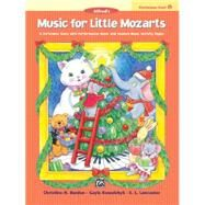 Music for Little Mozarts Christmas Fun by KOWALCHYK GAYLE, 9780739012505
