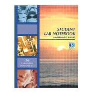 Chemistry Student Lab Notebook by Hayden-McNeil, 9781930882508