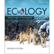 Ecology: Global Insights and Investigations by Stiling, Peter, 9780073532509