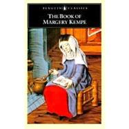 Book of Margery Kempe by Kempe, Margery B., 9780140432510