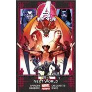 Avengers World Volume 3 by Spencer, Nick; Barbiere, Frank J.; Checchetto, Marco; Ienco, Raffaele, 9780785192510
