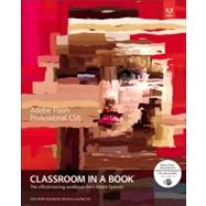Adobe Flash Professional Cs6 Classroom in a Book by Adobe Creative Team, 9780321822512