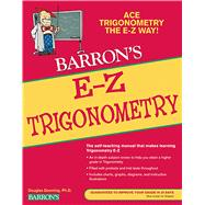 Barron's E-Z Trigonometry by Downing, Douglas, 9780764142512