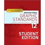 Architectural Graphic Standards by American Institute of Architects; Hedges, Keith E.; Magnum Group, 9781119312512