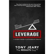 Leverage by Jeary, Tony, 9781940262512