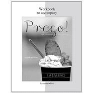 Workbook for Prego! by Lazzarino, Graziana; Dini, Andrea, 9780077382513