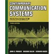 Contemporary Communication Systems Using Matlab by Proakis,John G., 9780495082514