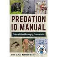 Predation Id Manual by Alt, Kurt; Eckert, Matthew, 9781510722514