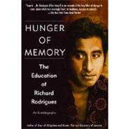 Hunger of Memory by RODRIGUEZ, RICHARD, 9780553382518