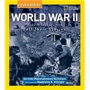 Remember World War II by NICHOLSON, DORINDA, 9781426322518
