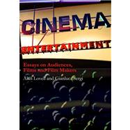 Cinema Entertainment by Sergi, Gianluca; Lovell, Alan, 9780335222520