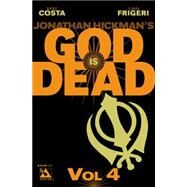 God Is Dead 4 by Costa, Mike; Erramouspe, German, 9781592912520