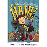 Fake Snakes and Weird Wizards #4 by Winkler, Henry; Oliver, Lin; Garrett, Scott, 9780448482521