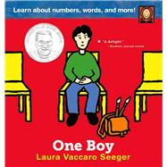 One Boy by Seeger, Laura Vaccaro; Seeger, Laura Vaccaro, 9781626722521