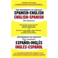 The University of Chicago Spanish Dictionary by Castillo, Carlos, 9780743492522