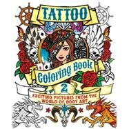 Tattoo Adult Coloring Book by Arcturus Holdings Limited, 9780785832522