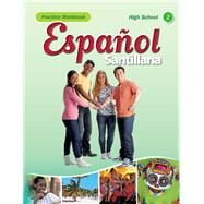 Espanol Santillana - Level 2 Practice Workbook by Santillana USA, 9781616052522