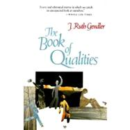Book of Qualities by Gendler, J. Ruth, 9780060962524
