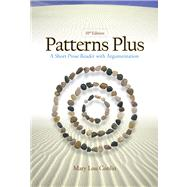 Patterns Plus A Short Prose Reader with Argumentation by Conlin, Mary, 9780495802525
