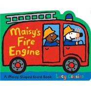 Maisy's Fire Engine by COUSINS, LUCYCOUSINS, LUCY, 9780763642525
