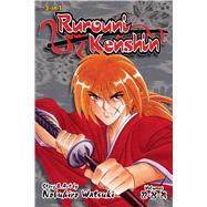 Rurouni Kenshin 3-in-1 Edition 8 by Watsuki, Nobuhiro, 9781421592527