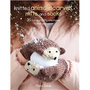 Knitted animal scarves, gloves and socks by Goble, Fiona, 9781782492528