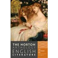 The Norton Anthology of English Literature, Volume E: The Victorian Age by Greenblatt, Stephen, 9780393912531