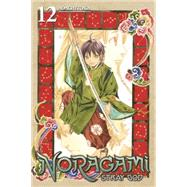 Noragami: Stray God 12 by Adachitoka, 9781632362537