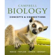 Campbell Biology: Concepts & Connections (NASTA Edition) by Reece, 9780132492539