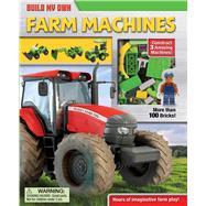 Build My Own Farm Machines by Stierle, Cynthia, 9780794432539