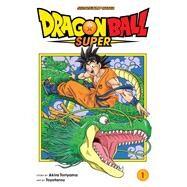 Dragon Ball Super 1 by Toriyama, Akira; Toyotarou, 9781421592541
