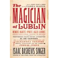 The Magician of Lublin A Novel