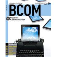 Bundle: BCOM 7 (with CourseMate, 1 term (6 months) Printed Access Card), 7th + Aplia?, 1 term Printed Access Card by Lehman/Dufrene, 9781305812543