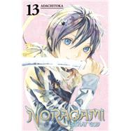Noragami: Stray God 13 by Adachitoka, 9781632362544