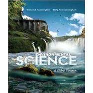 Environmental Science by Cunningham, William; Cunningham, Mary, 9780073532547