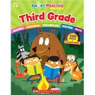 Smart Practice Workbook: Third Grade by Scholastic Teaching Resources, 9780545862547