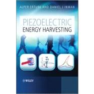 Piezoelectric Energy Harvesting 9780470682548N