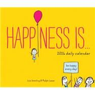 Happiness Is... 2016 Daily Calendar by Swerling, Lisa; Lazar, Ralph, 9781452142548