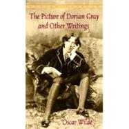 The Picture of Dorian Gray and Other Writings by WILDE, OSCAR, 9780553212549