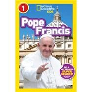 National Geographic Readers: Pope Francis by KRAMER, BARBARA, 9781426322549