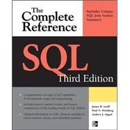 SQL The Complete Reference, 3rd Edition by Groff, James; Weinberg, Paul; Oppel, Andy, 9780071592550