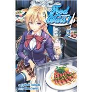 Food Wars!, Vol. 2 Shokugeki no Soma by Tsukuda, Yuto; SAEKI, Shun; MORISAKI, Yuki, 9781421572550